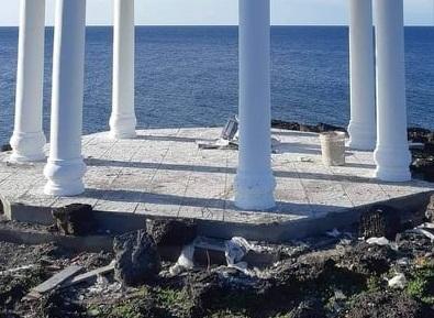 Quảng Ngãi xây điểm dừng chân trên đá nham thạch ngàn năm: Nhiều phản ứng trái chiều
