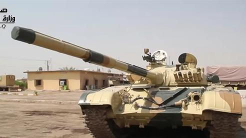 Iraq tích cực phục hồi xe tăng T-72M1 từ 'nghĩa địa'