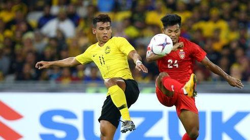 Thứ hạng thấp khiến ĐT Malaysia bị từ chối đá giao hữu