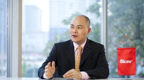 CEO Bkav Nguyễn Tử Quảng và cộng sự nghiên cứu về COVID-19