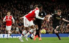 Man City chạm trán Arsenal ngày Ngoại hạng Anh tái xuất