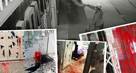 Khốn khổ vì bị… 'khủng bố' bằng sơn và chất bẩn