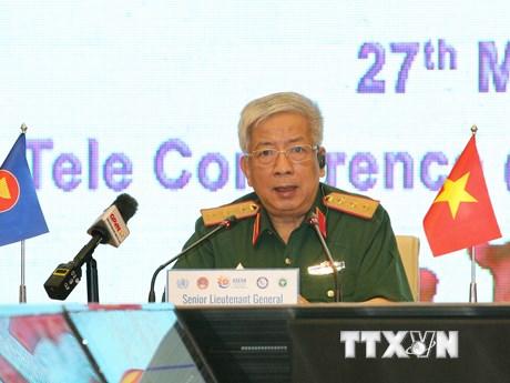 Nhật Bản đánh giá cao vai trò quân đội Việt Nam trong chống COVID-19