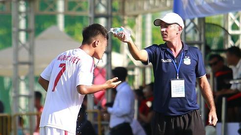 Vượt 'ải' An Giang, Hoàng Anh Gia Lai vào bán kết VCK U19 Quốc gia 2020