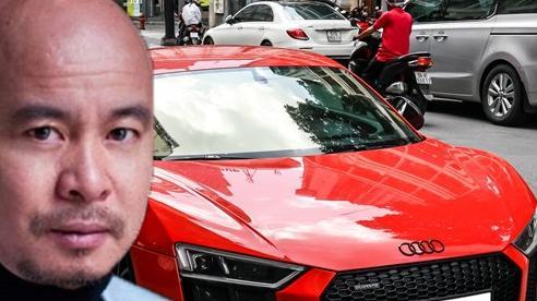 Audi R8 V10 Plus từng của ông Đặng Lê Nguyên Vũ bất ngờ xuất hiện tại Sài Gòn