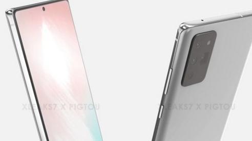 'Body' Galaxy Note 20 lộ diện thông qua tấm ảnh rò rỉ về ốp lưng của máy