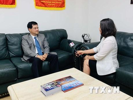 Bước tiến dài trong quan hệ hợp tác kinh tế giữa Việt Nam và Hoa Kỳ