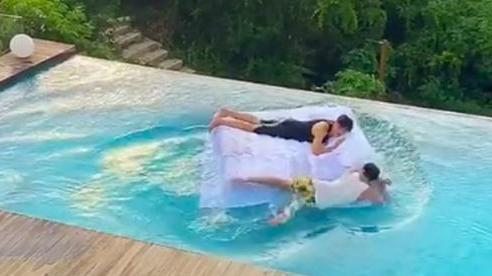 Tai nạn đằng sau màn sống ảo triệu likes bên hồ bơi vô cực: Hai anh chàng suýt mất mạng vì mải mê quay clip