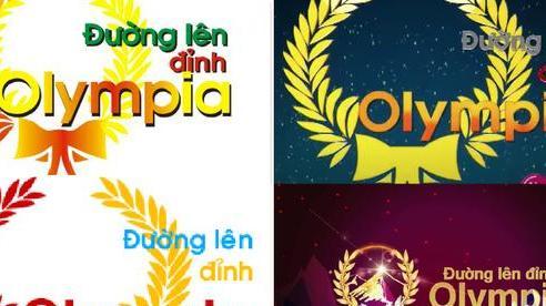 Hơn 20 năm phát sóng, logo 'Đường lên đỉnh Olympia' liên tục thay đổi nhưng giải thưởng vẫn giữ nguyên