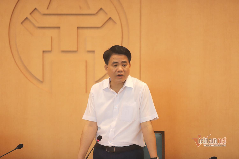 Chủ tịch Hà Nội: Việc lấy mẫu xét nghiệm PCR là quan trọng nhất để nhanh chóng khoanh vùng, dập dịch