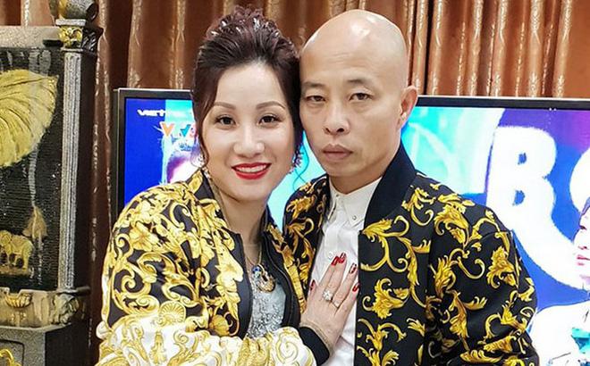 Vợ chồng Nguyễn Xuân Đường.