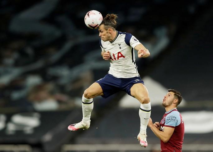 Gareth Bale tái xuất trong màu áo Tottenham