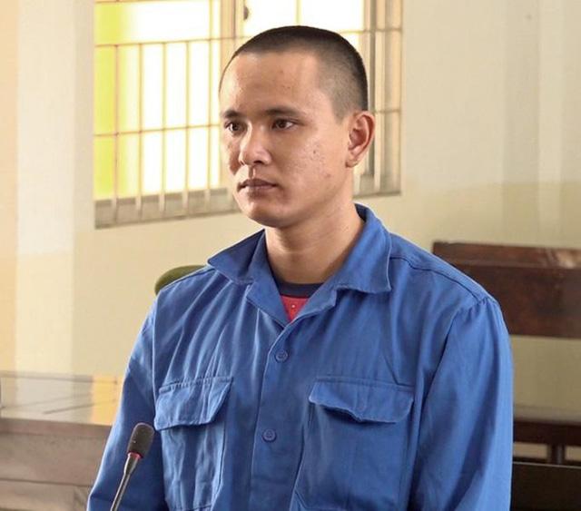 Đối tượng Nguyễn Hoài Thanh tại tòa