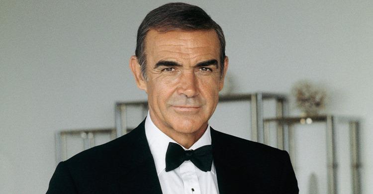 Sean Connery được coi là huyền thoại trong lịch sử điện ảnh thế giới.