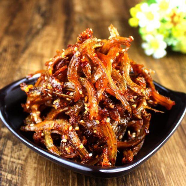 Các loại sản phẩm hải sản khô như tôm khô, tép khô, cá khô, sò khô, ốc khô... rất giàu nitrit.