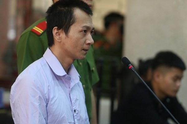 Bị cáo Vương Văn Hùng
