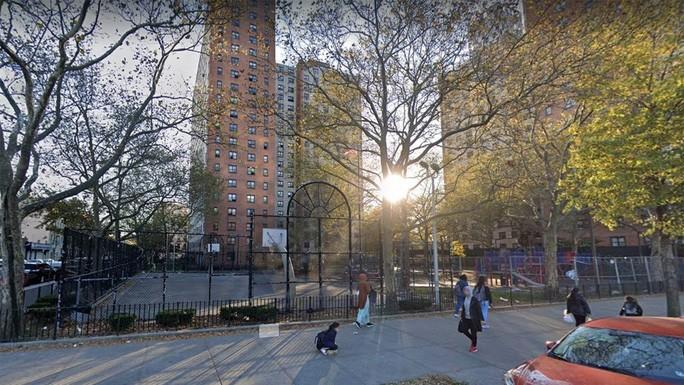 Công viên St. Mary, TP New York. Ảnh: Google Maps