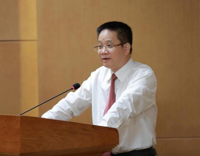 Ông Nguyễn Việt Hùng nhận nhiệm vụ Phó Chánh văn phòng Bộ GD-ĐT từ tháng 7-2019