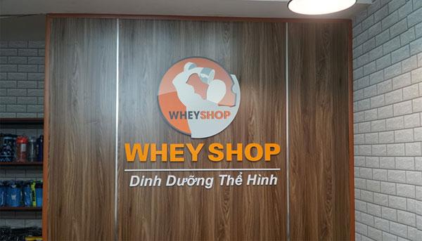 WheyShop chính là địa chỉ uy tín chuyên cung cấp các sản phẩm hỗ trợ và thực phẩm chức năng dinh dưỡng chất lượng, chính hãng dành cho các Gymer,