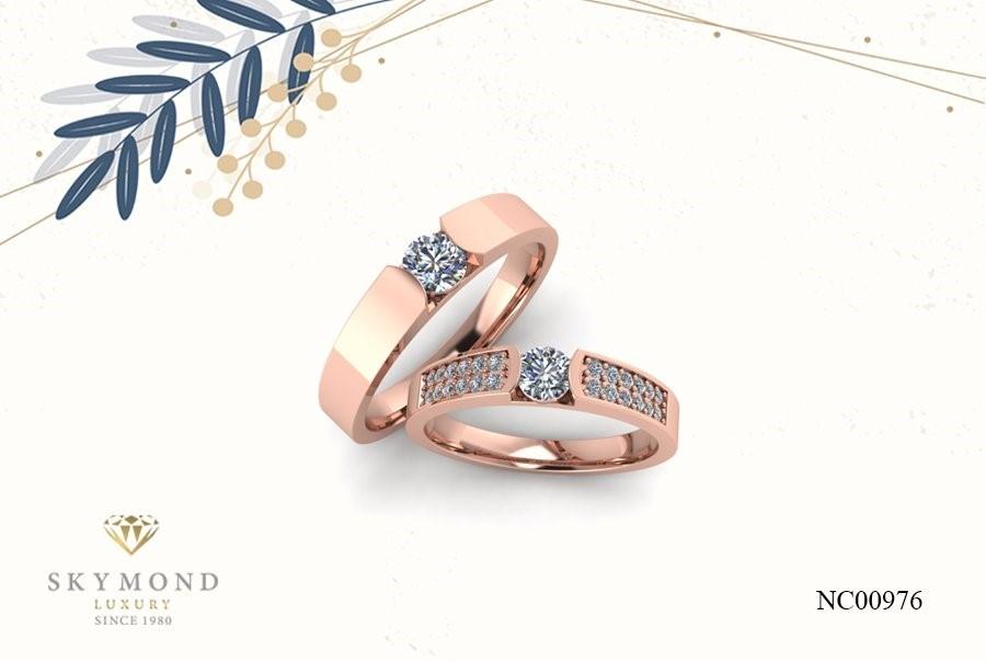 Làm thế nào mua nhẫn cưới để cả hai vừa ý 4