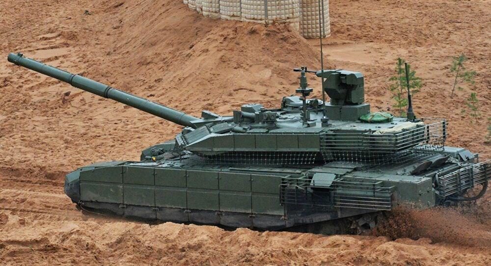 Xe tăng T-90M.