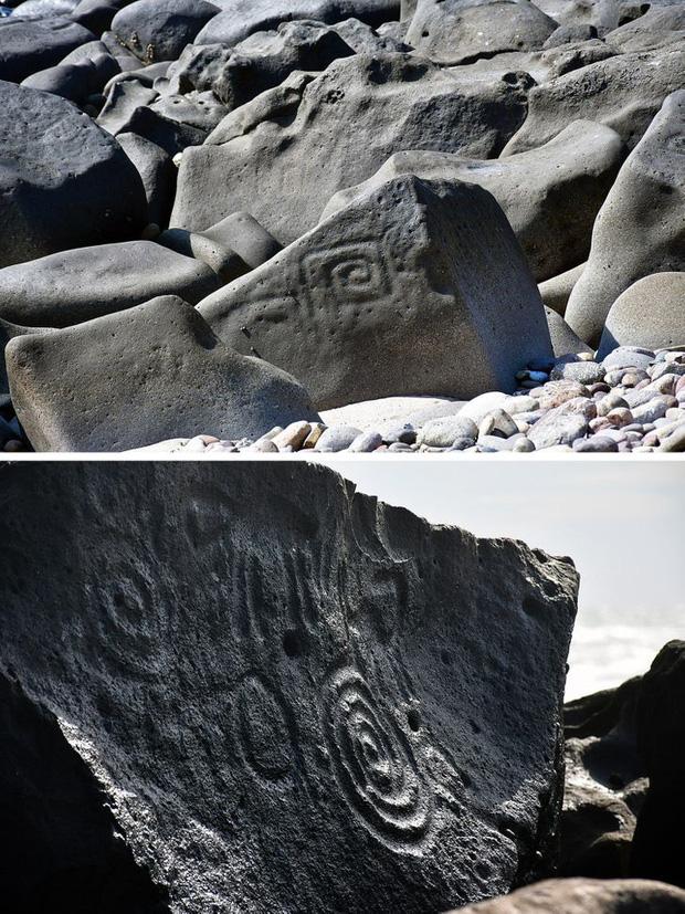 Những bản khắc với các hình ảnh trừu tượng
