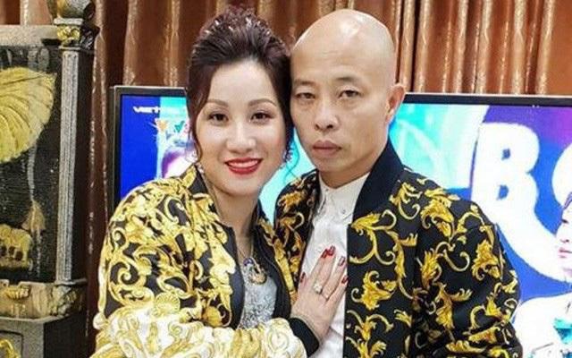 Vợ chồng Đường 'Nhuệ'. Ảnh: Vietnamnet
