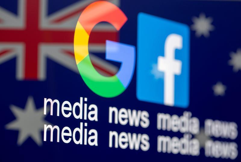 Google và Facebook đều cam kết chi 1 tỷ USD cho tin tức. Ảnh: Reuters