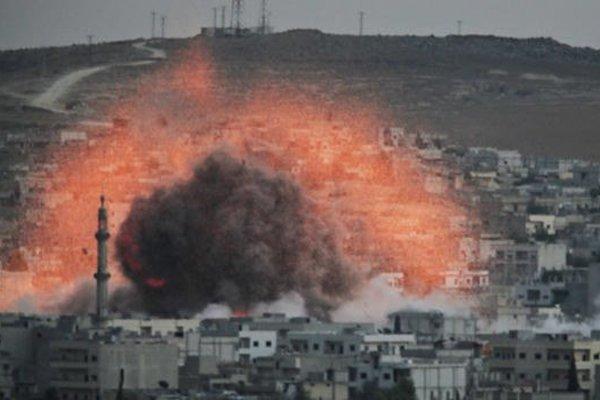 Mỹ lần đầu tiên thực hiện không kích vào Syria dưới thời Tổng thốngBiden. (Ảnh minh họa)