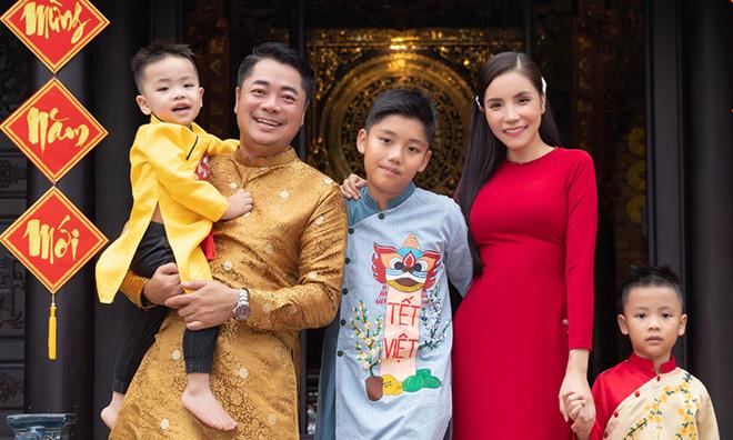 Tổ ấm hạnh phúc của Kiwi Ngô Mai Trang bên chồng đại gia.