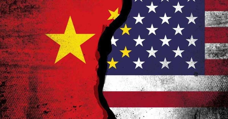 Quan hệ Trung - Mỹ gặp nhiều sóng gió những năm qua. Ảnh:The ASEAN Post)
