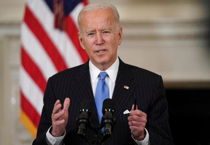 Cuộc không kích vào Syria là hành động quân sự đầu tiên của Tổng thống Joe Biden. Ảnh: Reuters
