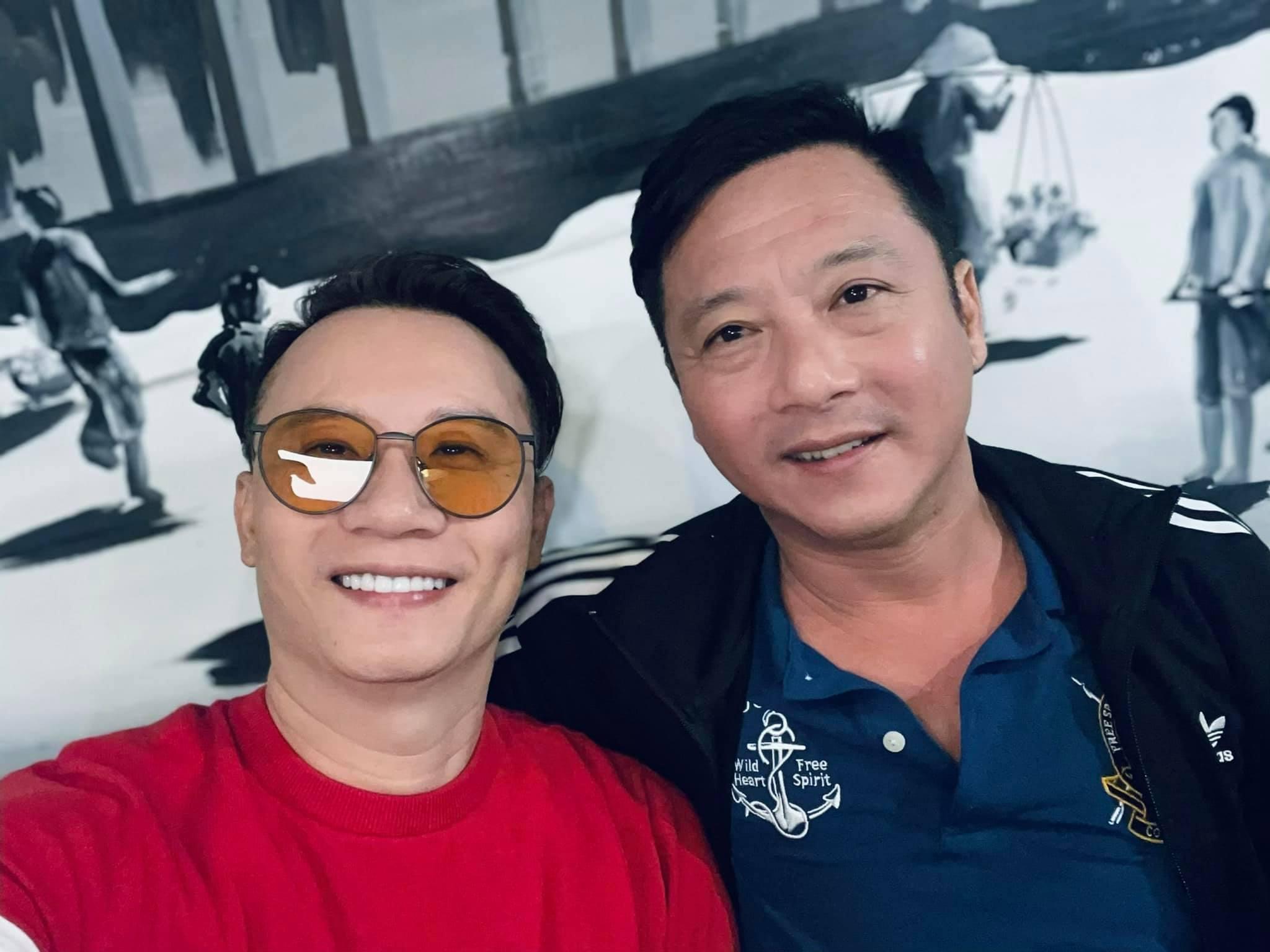 Hoàng Bách viết tâm thư bày tỏ tình cảm, sự ngưỡng mộ và trân trọng dành cho cựu danh thủ Lê Huỳnh Đức.