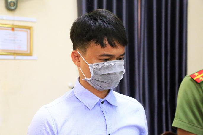 Bị can Đặng Văn Thành