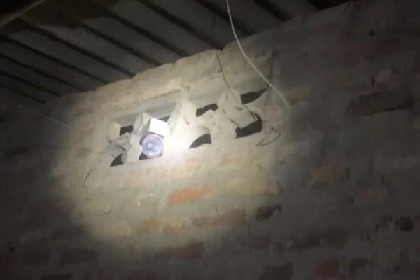 Camera được nghi phạm lắp để theo dõi