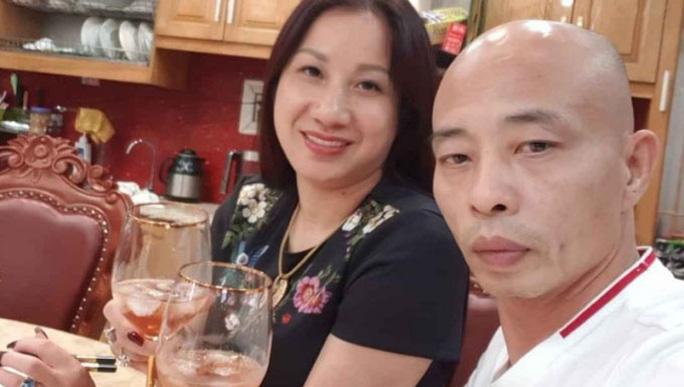 Vợ chồng 'Đường 'Nhuệ' khi chưa bị bắt giữ