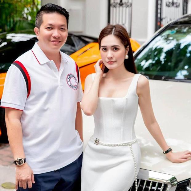 Vợ chồng Nguyễn Quốc Vũ - Đoàn Di Băng