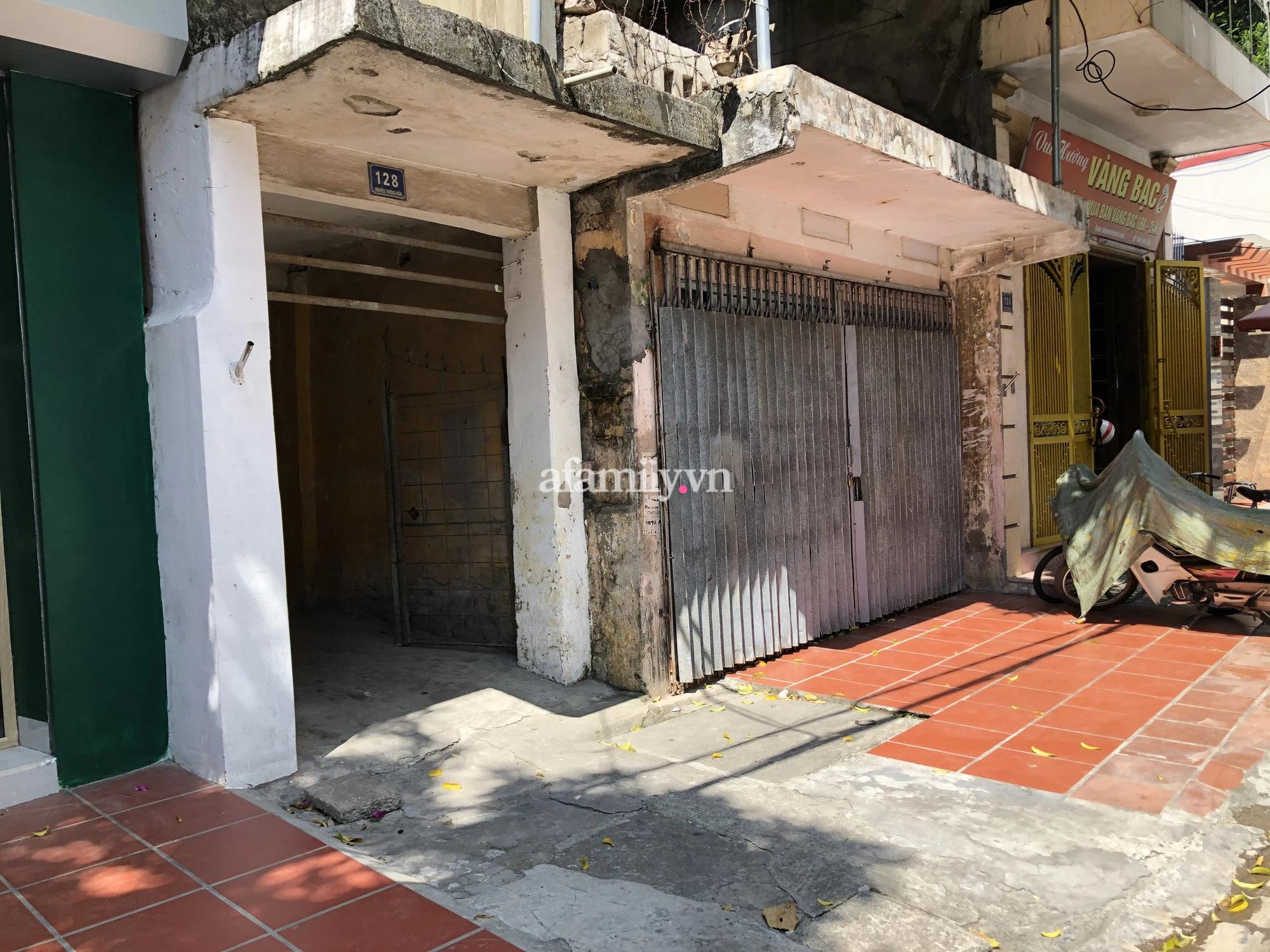 Ngôi nhà này sau khi vụ việc được phát hiện chủ tiệm áo dài đã trả lại mặt bằng vì quá sợ hãi.