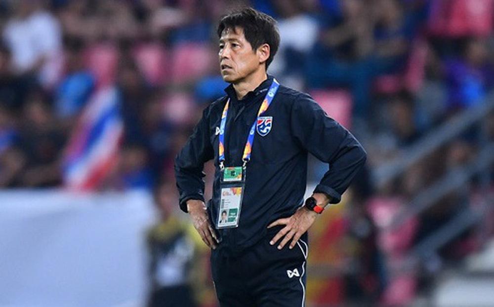 HLV Nishino Akira đã không còn là thuyền trưởng của ĐT Thái Lan.
