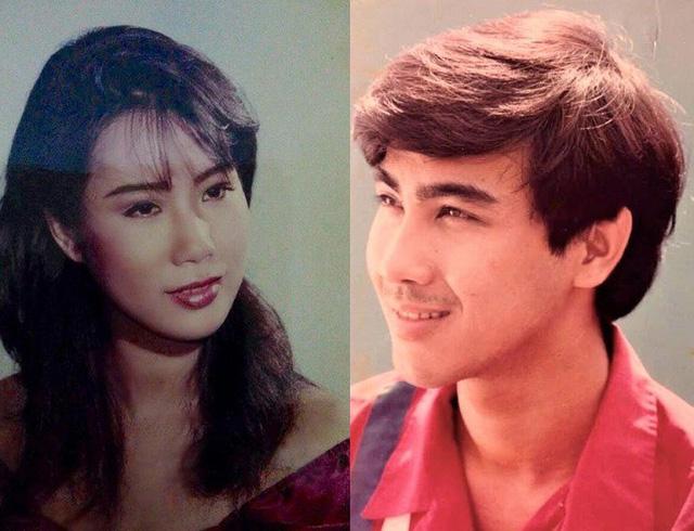 Trịnh Kim Chi và Quyền Linh từng được xem là cặp đôi tài sắc vẹn toàn của giới nghệ thuật thời thập niên 90.