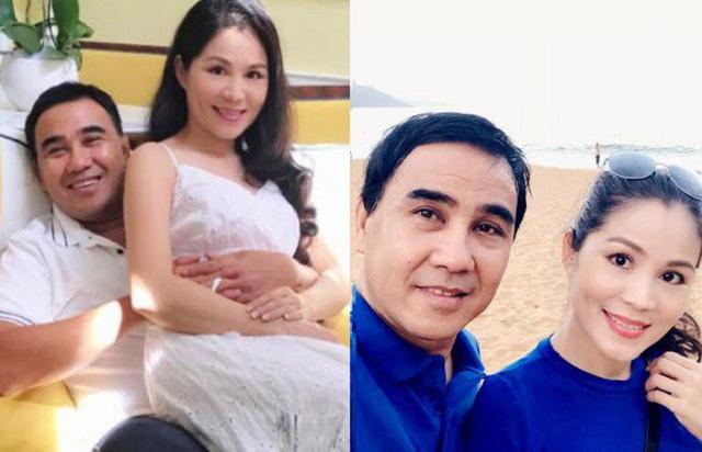 Quyền Linh và Dạ Thảo khiến nhiều người ngưỡng mộ vì giữ được cuộc hôn nhân hạnh phúc sau 21 năm.