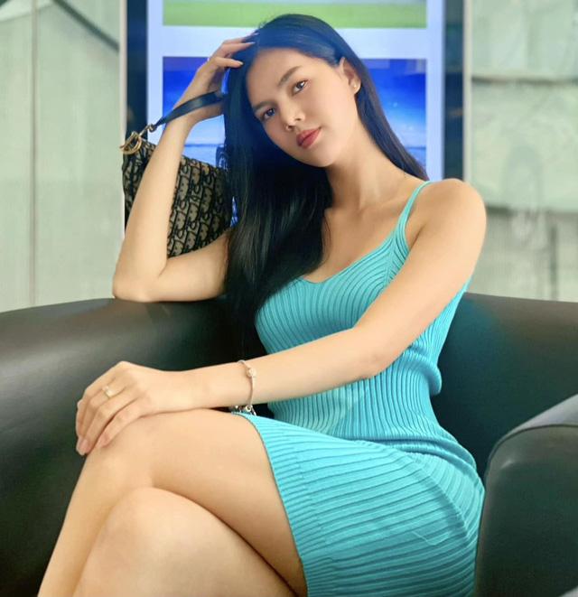 Người đẹp 9x hoạt động nghệ thuật với vai trò diễn viên, người mẫu.