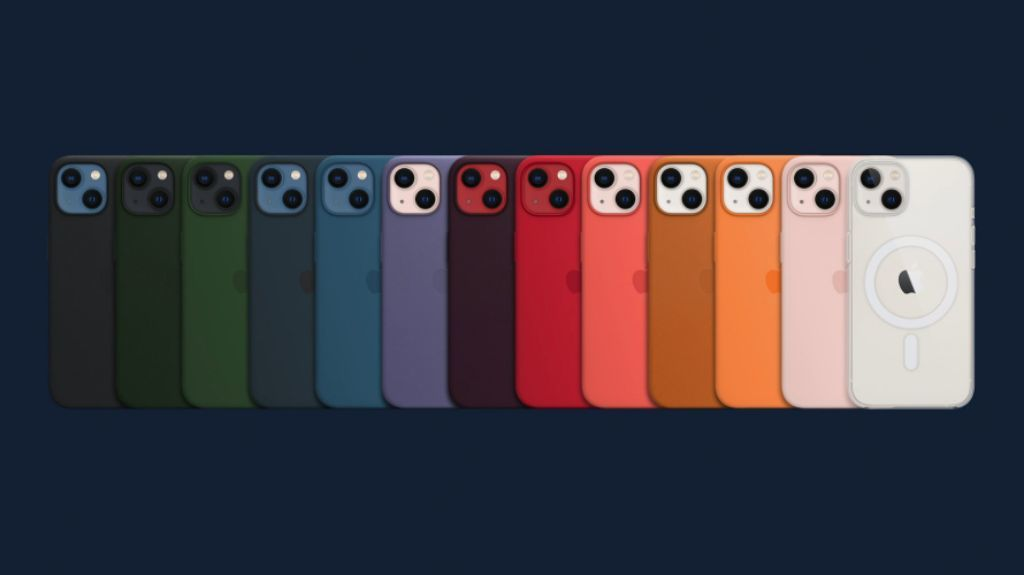 Những màu sắc mới của iPhone 13