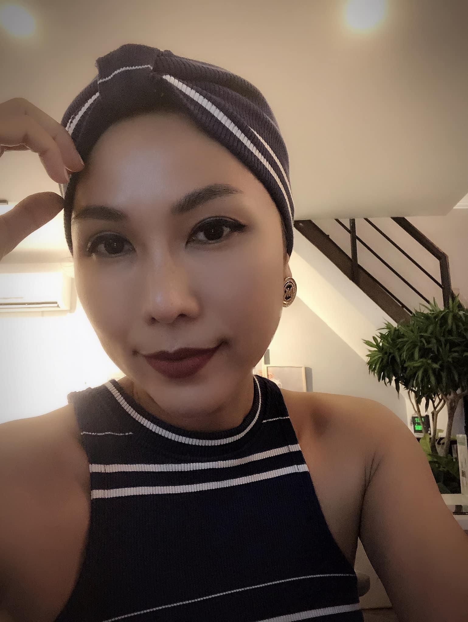 Khánh Ngọc thú nhận thất nghiệp 4 tháng, nhờ chồng nuôi.
