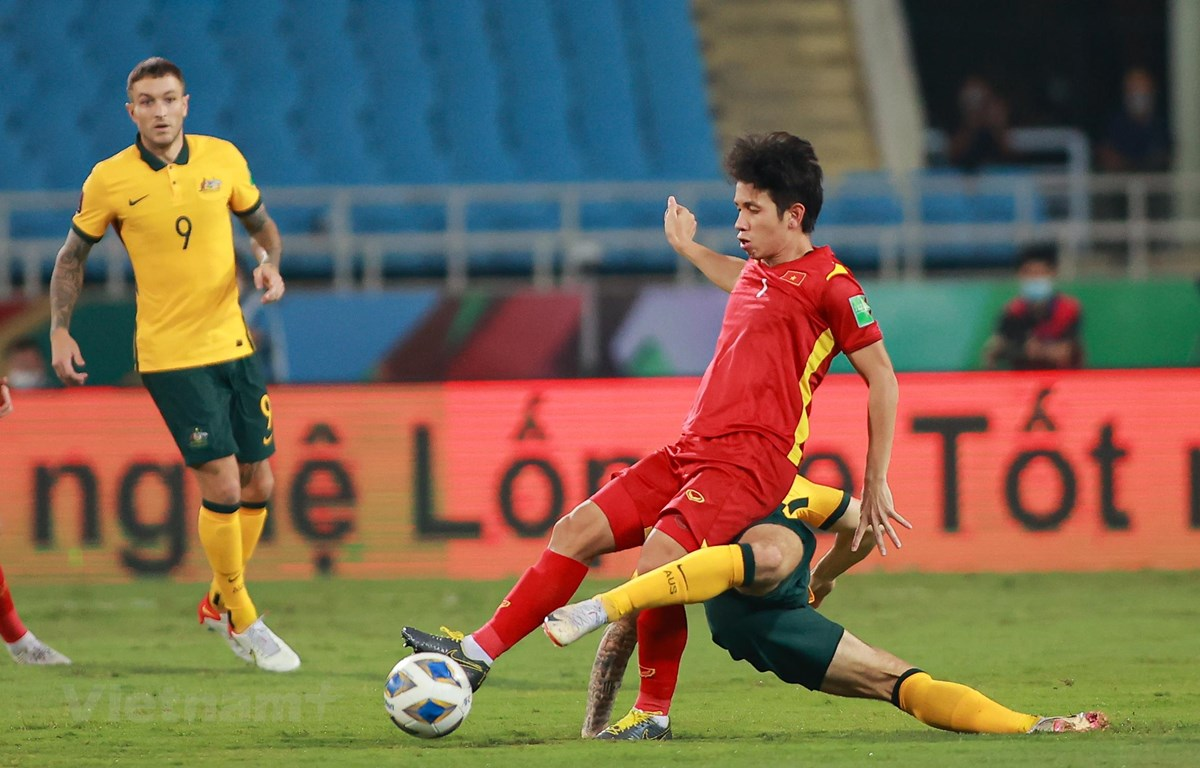 Đội tuyển Việt Nam cần nhiều hơn sự biến hóa dưới thời huấn luyện viên Park Hang-seo. (Ảnh: Hiển Nguyễn/Vietnam+)