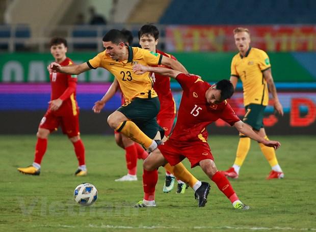 Đội tuyển Việt Nam cần thêm chiều sâu.(Ảnh: Hiển Nguyễn/Vietnam+)