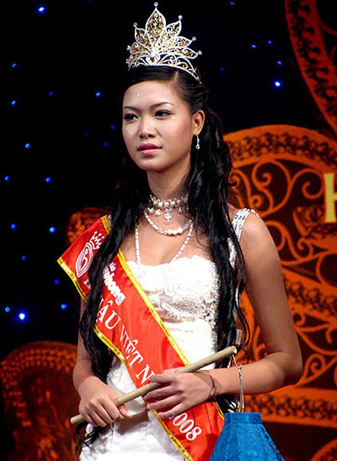 Hoa hậu Việt Nam 2008 Thùy Dung