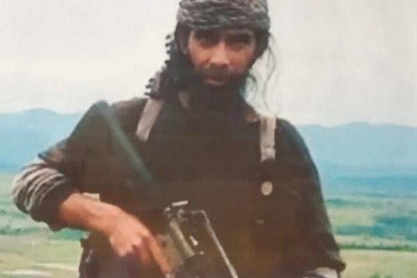 Thủ lĩnh nhóm khủng bố cực đoan MIT Ali Kalora. Ảnh: SCMP