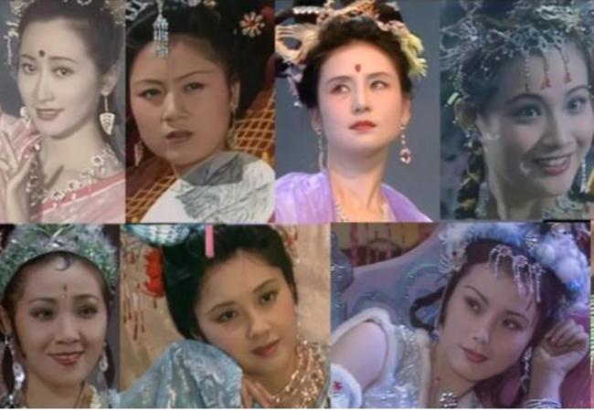 'Tây du ký 1986'làtác phẩm truyền hình kinh điển bậc nhất của màn ảnh Hoa ngữ.Theo Sina, khán giả thường chú tâm vào 4 thầy trò Đường Tăng và các nhân vật nổi bật như Hằng Nga, Nữ vương Nữ Nhi Quốc.... Tuy nhiên,thực tế dàn diễn viên nữ phụ còn lại đều sở hữu sắc đẹp và diễn xuất không thua kém.