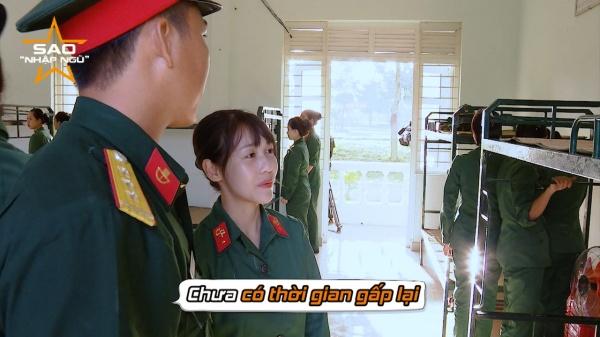 'Sao nhập ngũ 2020' tập 8: Mũi trưởng Long liên tục trách phạt Hậu Hoàng gay gắt 12
